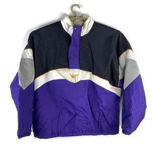 Minnesota Vikings Colorway Blue NFL Jacket Vintage